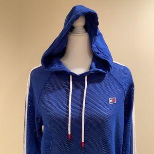 NWT Tommy Hilfiger Sport Hooded Shirt